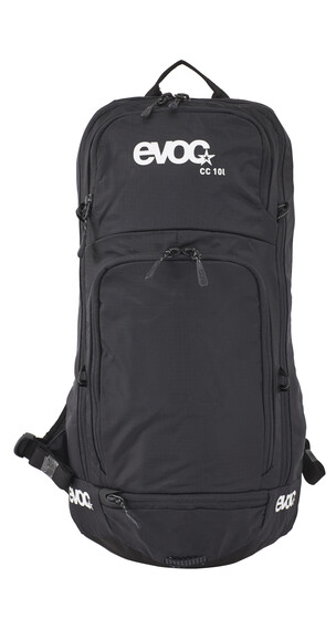 Evoc CC 10L Rygsæk sort + Hydration Bladder 2L